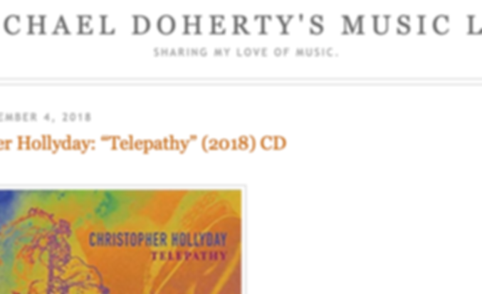 Michael Doherty Review Christopher Hollyday