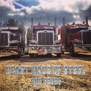 Review: Rob Georg – 'Beast Made of Steel'