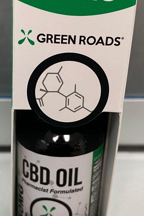 Any Brand 550 mg CBD Tinctures