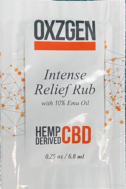 Intense Relief Rub
