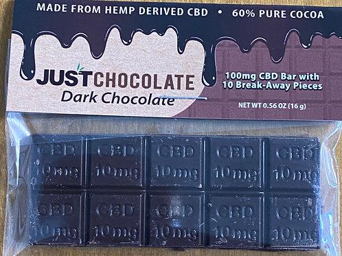Dark Chocolate CBD