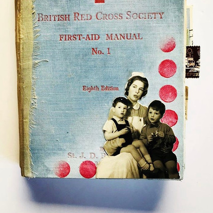 Red Cross Manual journal