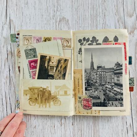 Harry Smith journal
