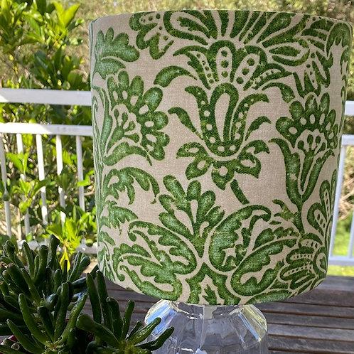 Green Batik - Lampshade Package