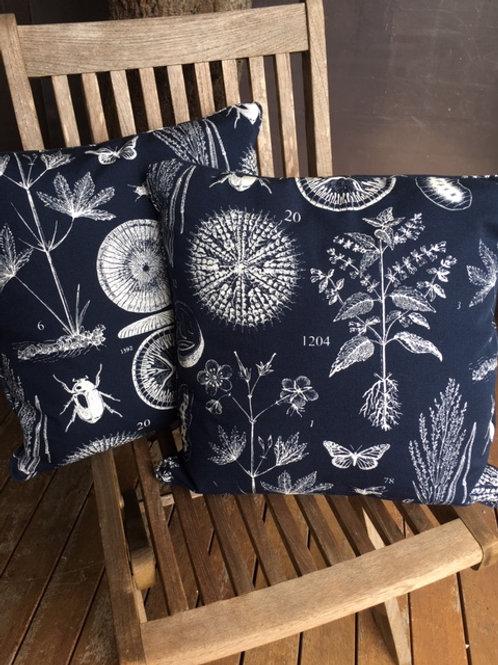 Botanical Print - Cushion Cover