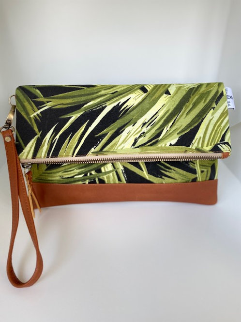 Cane Leaves - Breezes Clutch