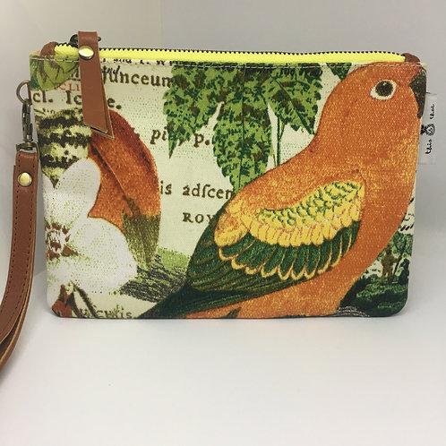 Tropical Birds & Flora - Lulu Clutch