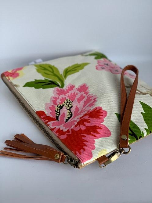 Pink Gardenia - Chelsea Clutch