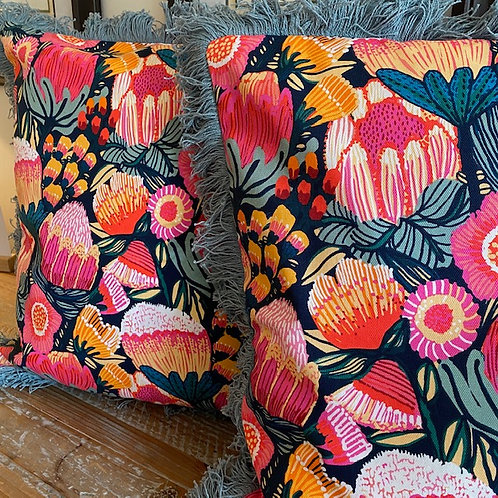 Flowers of Oz - Cushion Cover