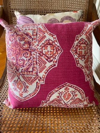 Imperial Pink - Cushion Cover
