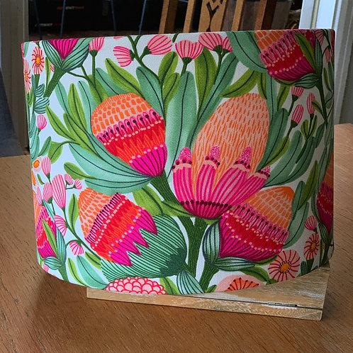 Gum Blossoms - Lampshade