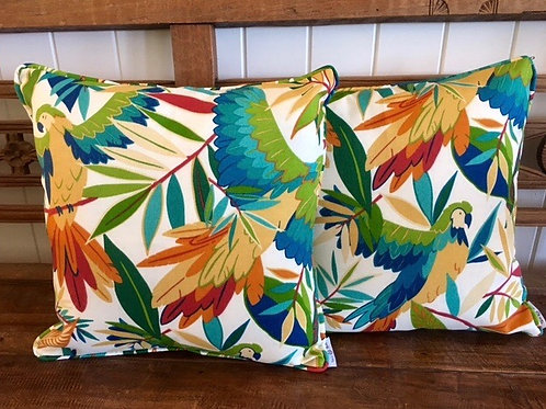 Solar Birds - Cushion Cover
