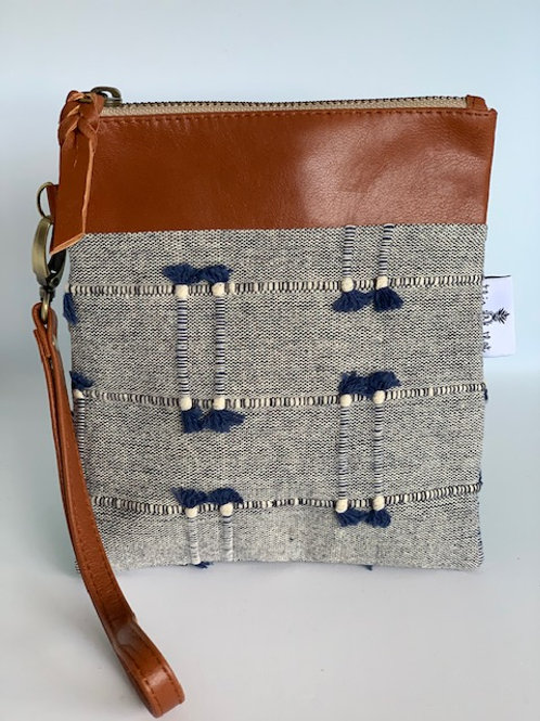 Blue Stitch - Bella Purse