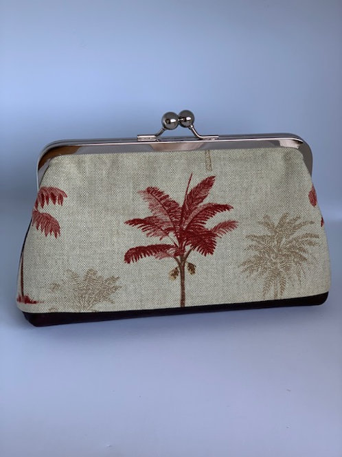 Colonial Palm - 50's Purse