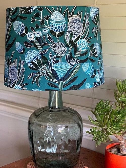 Blue Banksia - Lampshade