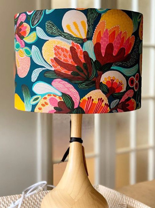 Bush Floral - Lampshade
