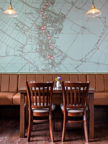 Five Bells Pub & Restaurant, Hospitality