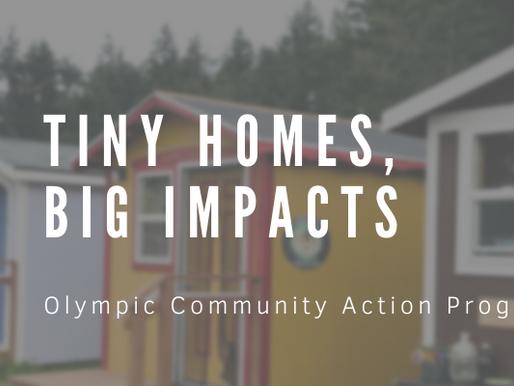 Tiny Homes, Big Impacts