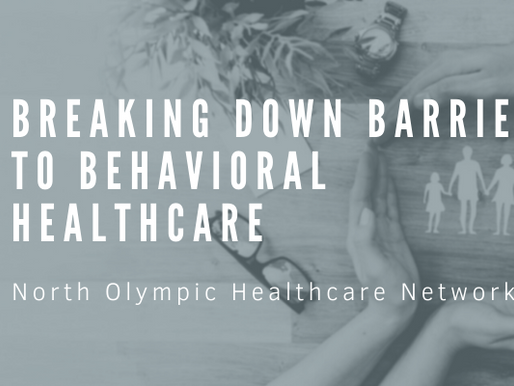 Breaking Down Barriers to Behavioral Healthcare