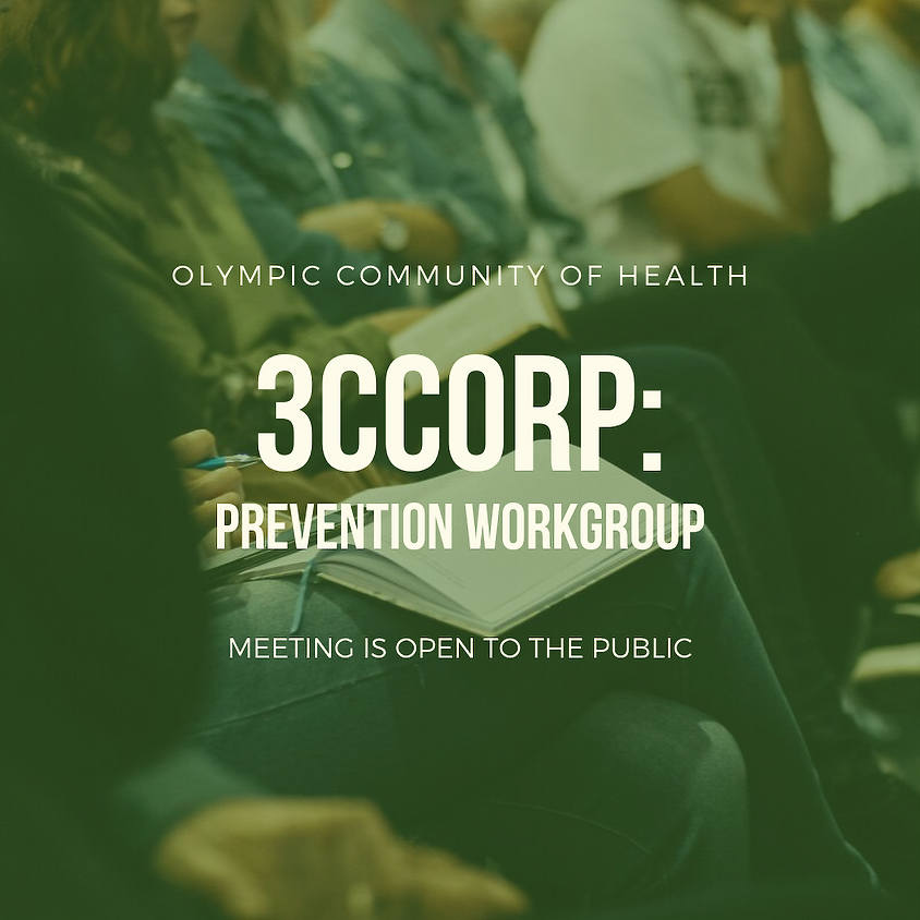3CCORP: Prevention Workgroup Meeting