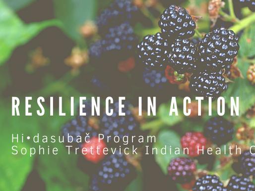 Resilience in Action: Hi•dasubač Program