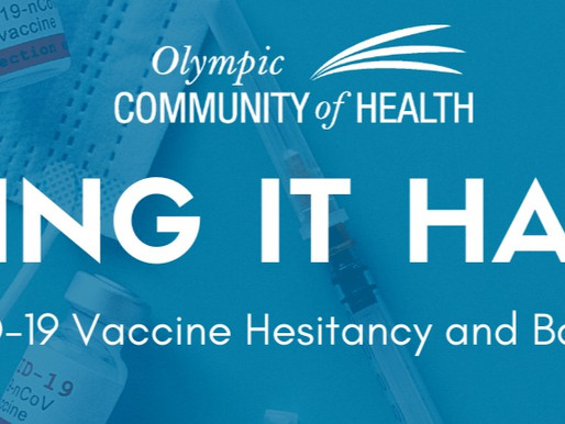 Making it Happen: Tackling vaccine hesitancy and barriers to access