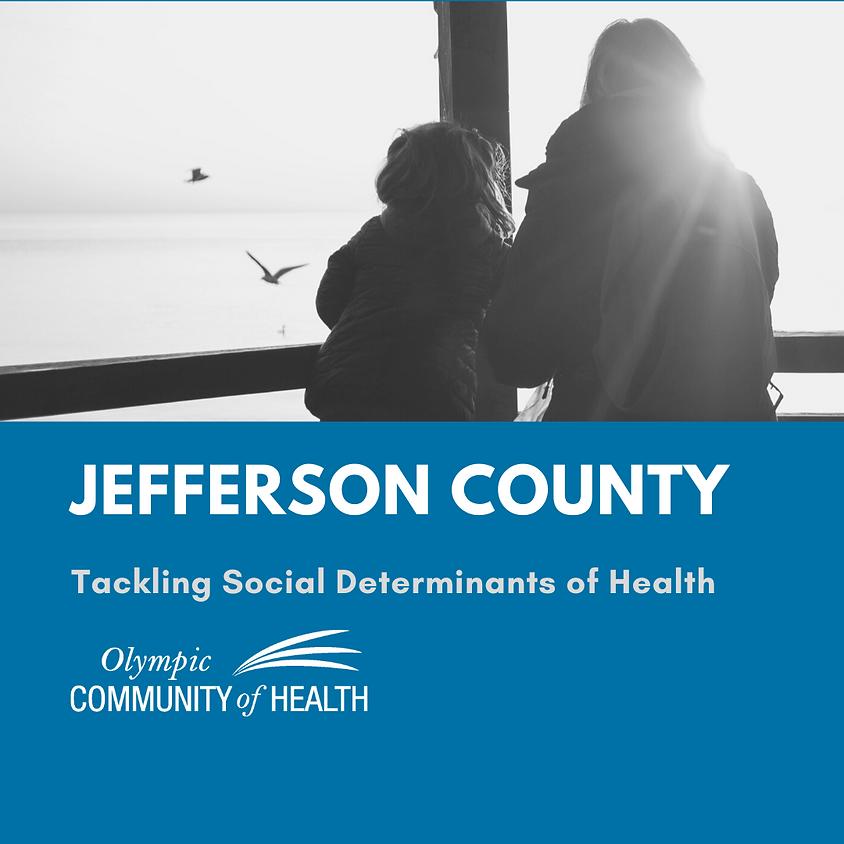 Jefferson- Social Determinants of Health Convening