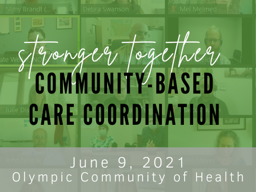 Stronger Together: Community-based care coordination