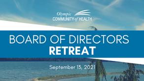 2021 Board of Directors Retreat