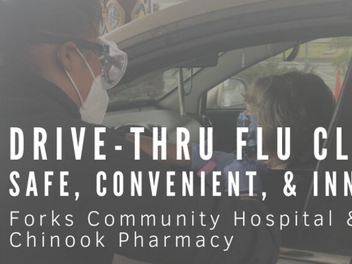 Drive-Thru Flu Clinics: Safe, Convenient, and Innovative