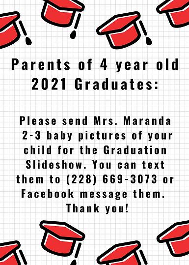 Red Graduation Hats Graduation Announcem