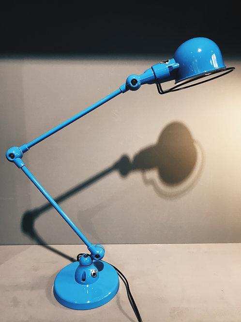 Jieldé Signal blue claire 2 bras