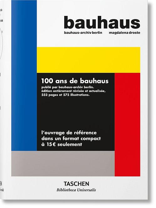 Bauhaus en format Bibliotheca Universalis
