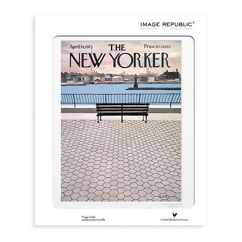 New Yorker 14 avril 1973