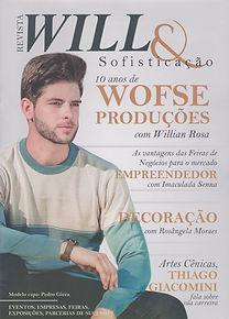 Revista Will & Sofisticação