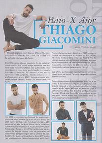 Revista Will & Sofisticação Thiago Giaco