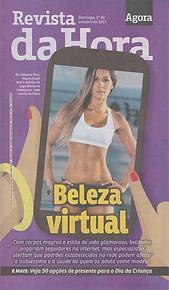 Revista da Hora Jornal Agora São Paulo