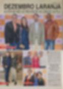 Revista Caras Dezembro Laranja