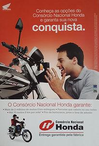 Thiago Giacomini Consórcio Nacional Honda