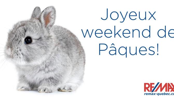 Joyeux Pâques!!!