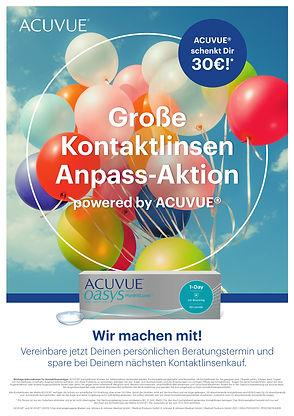 RZ_JJV_ KontaktlinsenAnpassAktion_Poster