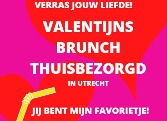 Valentijnsbrunch