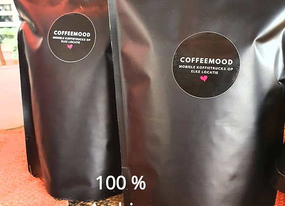 Fairtrade Espressobonen 250 gram