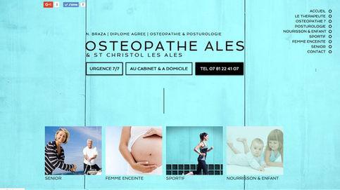 Nessrine Brazza - Ostéopathe