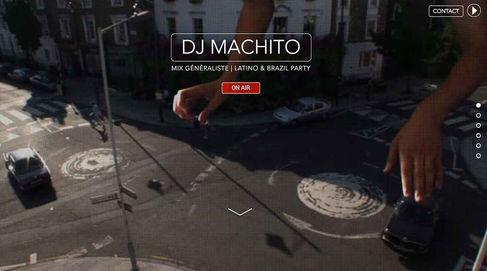 Dj Machito - Mix Généraliste & Latino