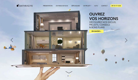 Anthracite Immobilier