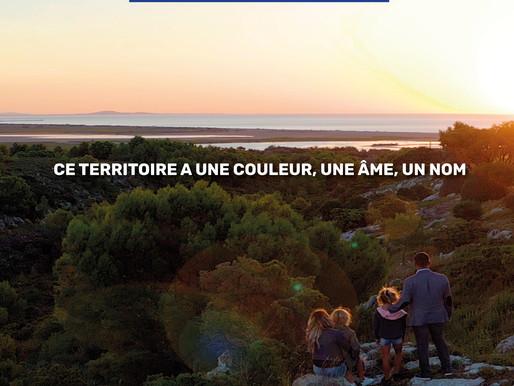 Création et lancement de Côte Indigo pour la Mairie de Fleury d'Aude