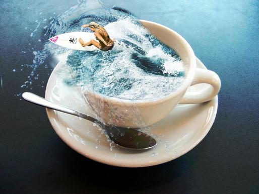 Rêver devant son Café