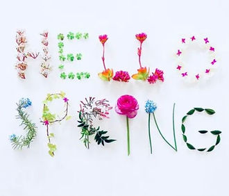 April Blog - Hello Spring.jpeg