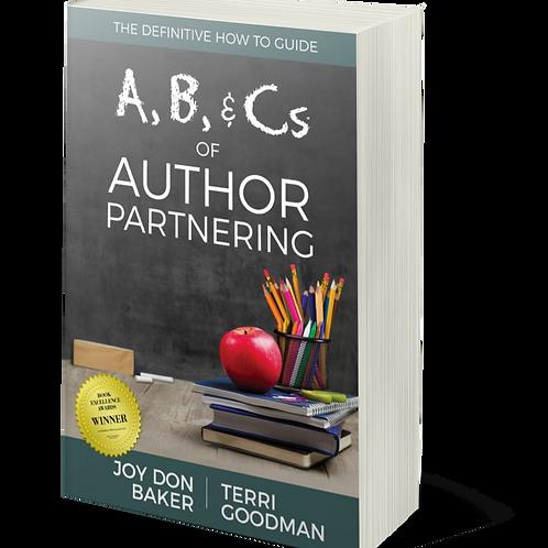 A, B, & Cs of Author Partnering - PRINT